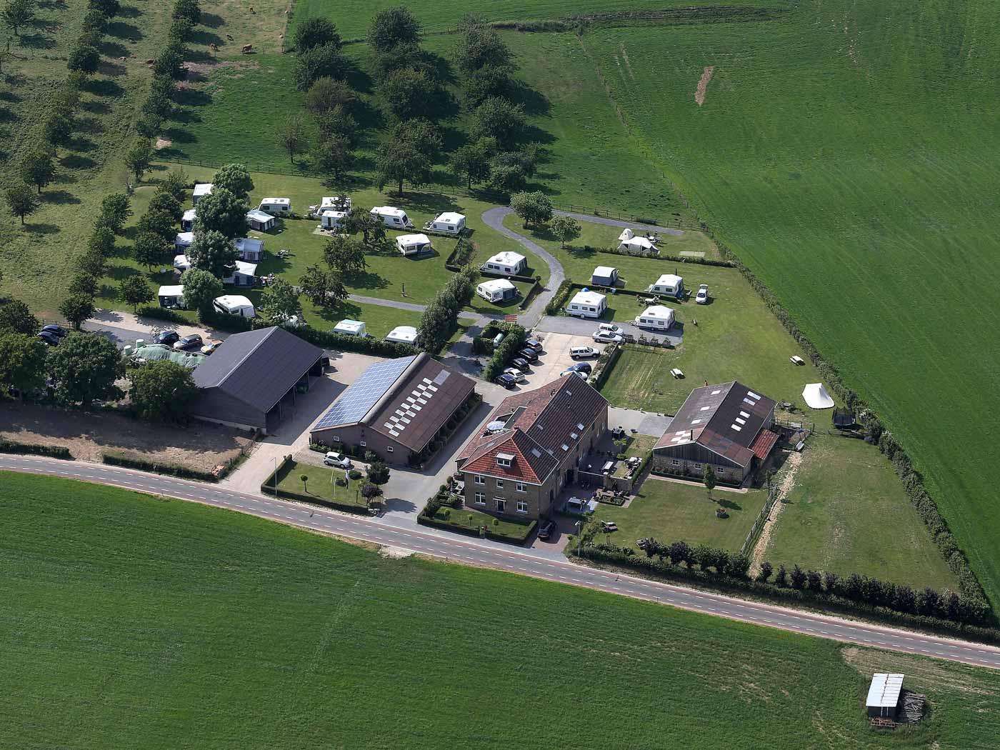 Boerderijcamping Mescherhei