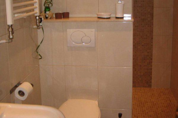 appartement badkamer